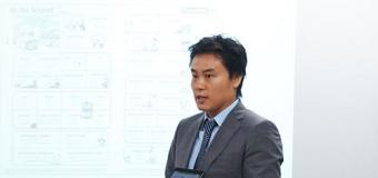 「インバウンド×指さし」をテーマに講演(「日本経営協会主催の講演会」)