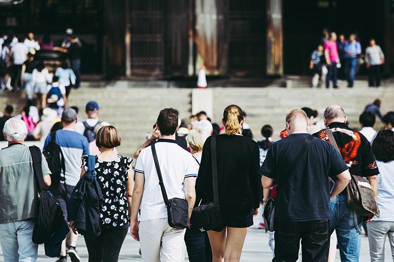 急増する訪日外国人 インバウンドブログ