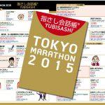 一般財団法人東京マラソン財団様(「東京マラソンEXPO用指さし会話シート」および「東京マラソン2015 指さし会話帳」)