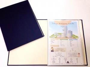 東京ミッドタウン接客会話シート(店舗向け)
