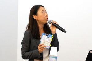 ミッドメディア有限会社の渡辺彩子さん