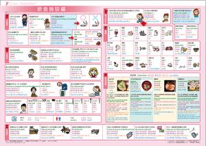 千葉県国際観光推進協議会様(指さし会話シート(第二弾))