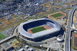 横浜国際総合競技場(オリンピック サッカー競技会場)