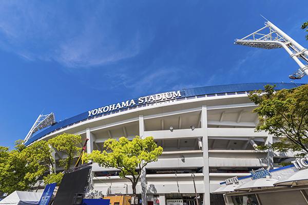 横浜スタジアム(オリンピック 野球・ソフトボール競技会場)